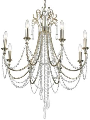 Hydrologic With Regard To Newest Kenedy 9 Light Candle Style Chandeliers (View 13 of 25)