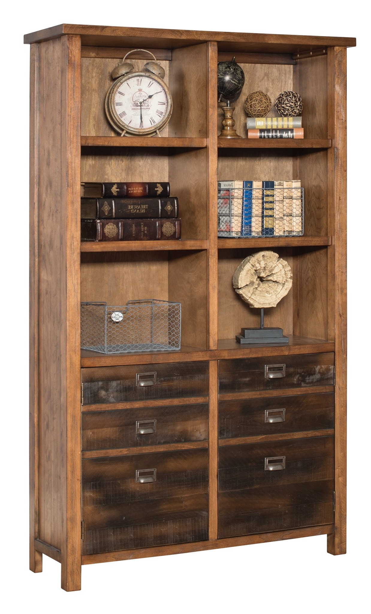 Jodie Standard Bookcase Intended For Well Known Tami Standard Bookcases (Gallery 18 of 20)