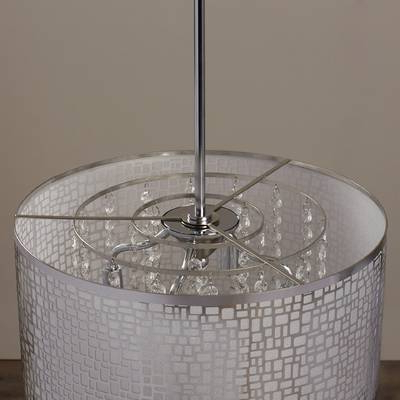 Joss & Main Pertaining To Most Popular Jill 4 Light Drum Chandeliers (View 13 of 25)