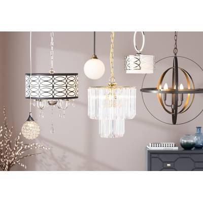 Joss & Main Throughout Fashionable Benedetto 5 Light Crystal Chandeliers (View 22 of 25)