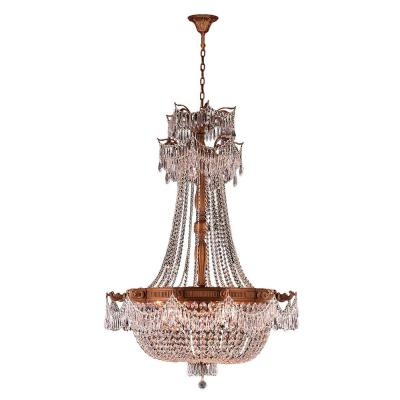 Kenedy 9 Light Candle Style Chandeliers With Regard To Famous Gold – Candle Style – Chandeliers – Lighting – The Home Depot (View 16 of 25)