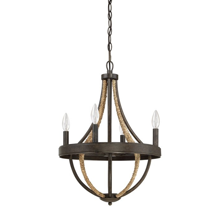 Kenna 5 Light Empire Chandeliers For Most Recently Released Helga 4 Light Empire Chandelier (View 10 of 25)