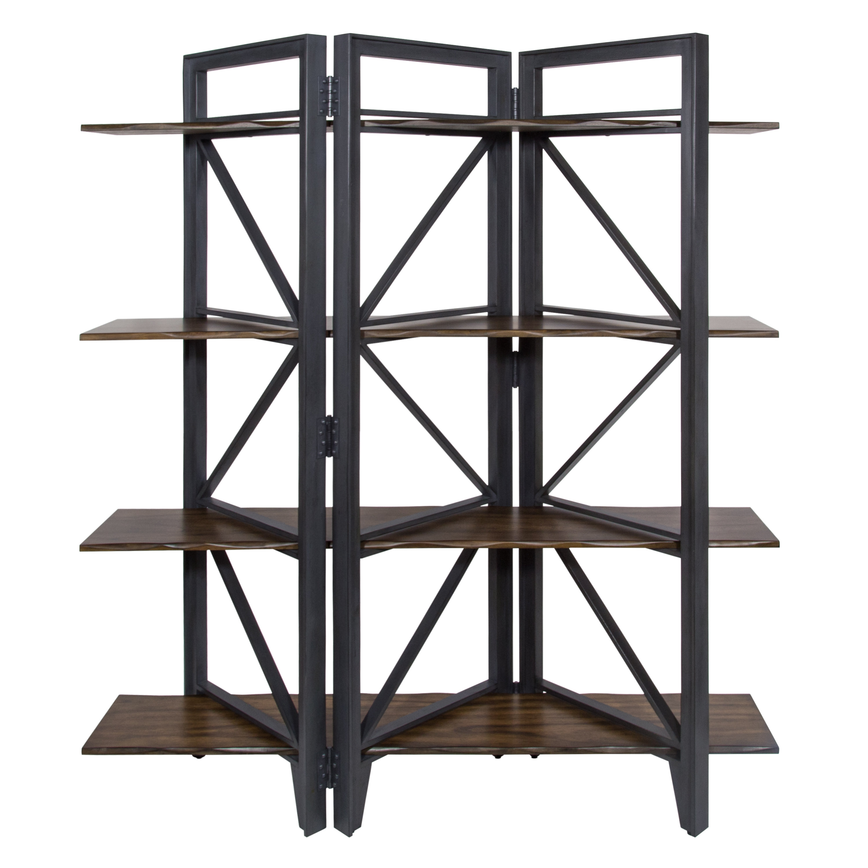 Kettner Etagere Bookcases With Popular Nadeau Etagere Bookcase (View 15 of 20)