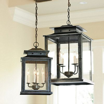 Kitchen Ideas Pertaining To Best And Newest Nisbet 4 Light Lantern Geometric Pendants (View 18 of 25)