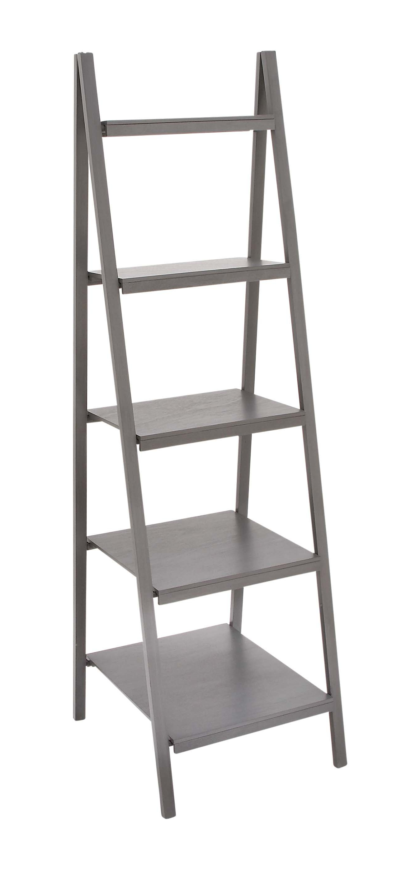 Ladder Bookcase Within Trendy Nailsworth Ladder Bookcases (View 9 of 20)