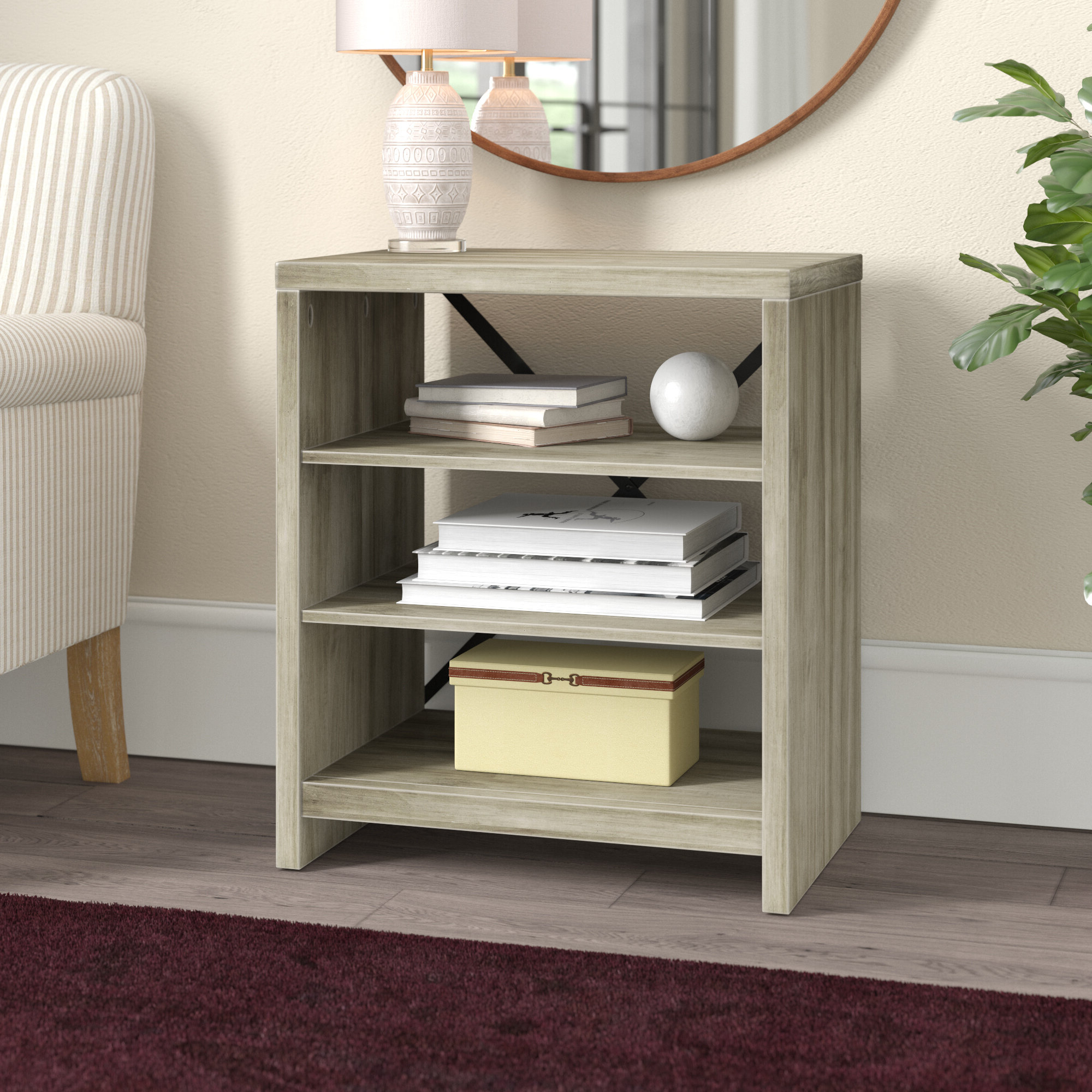 Laguna Standard Bookcase Intended For Best And Newest Kronqui Standard Bookcases (View 9 of 20)