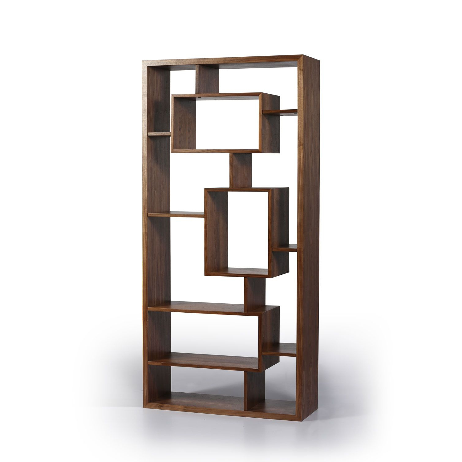 Latest Carnageeragh Geometric Bookcases In Furniture And Décor For The Modern Lifestyle (View 14 of 20)