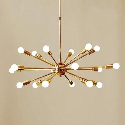 Latest Defreitas 18 Light Sputnik Chandeliers Throughout 18 Light Chandelier – Socialstore (View 14 of 25)