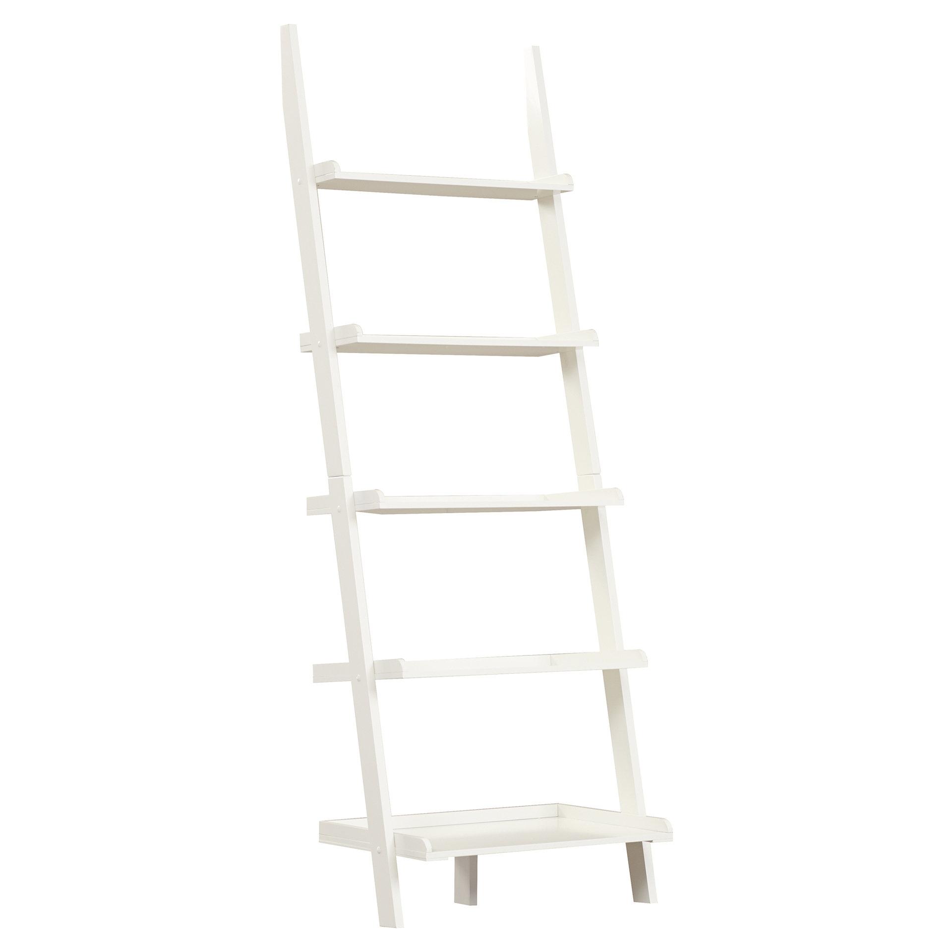Latest Gilliard Ladder Bookcases With Regard To Gilliard Ladder Bookcase (View 7 of 20)
