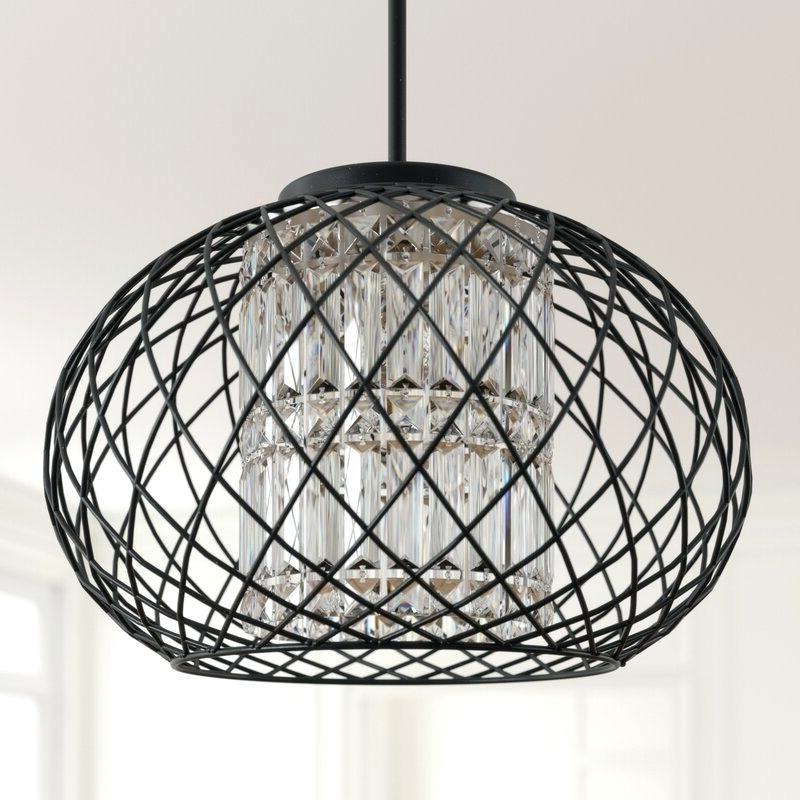 Latest Metal Globe Chandelier Inside La Barge 3 Light Globe Chandeliers (View 15 of 25)