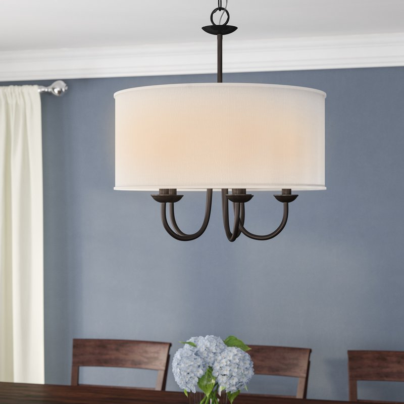Latest Sylvestre 5 Light Drum Chandelier Intended For Wadlington 5 Light Drum Chandeliers (View 6 of 25)