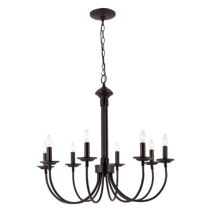 Latest You'll Love The Williamsburgh 6 Light Chandelier At Wayfair For Diaz 6 Light Candle Style Chandeliers (View 11 of 25)