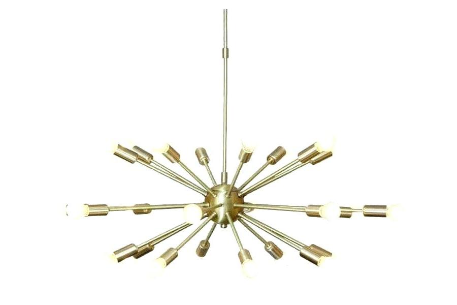Light Bulbs For Sputnik Chandelier – Seanmccall (View 22 of 25)