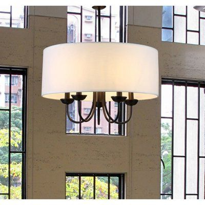 Lighting – Ideas Throughout Harlan 5 Light Drum Chandeliers (View 18 of 25)