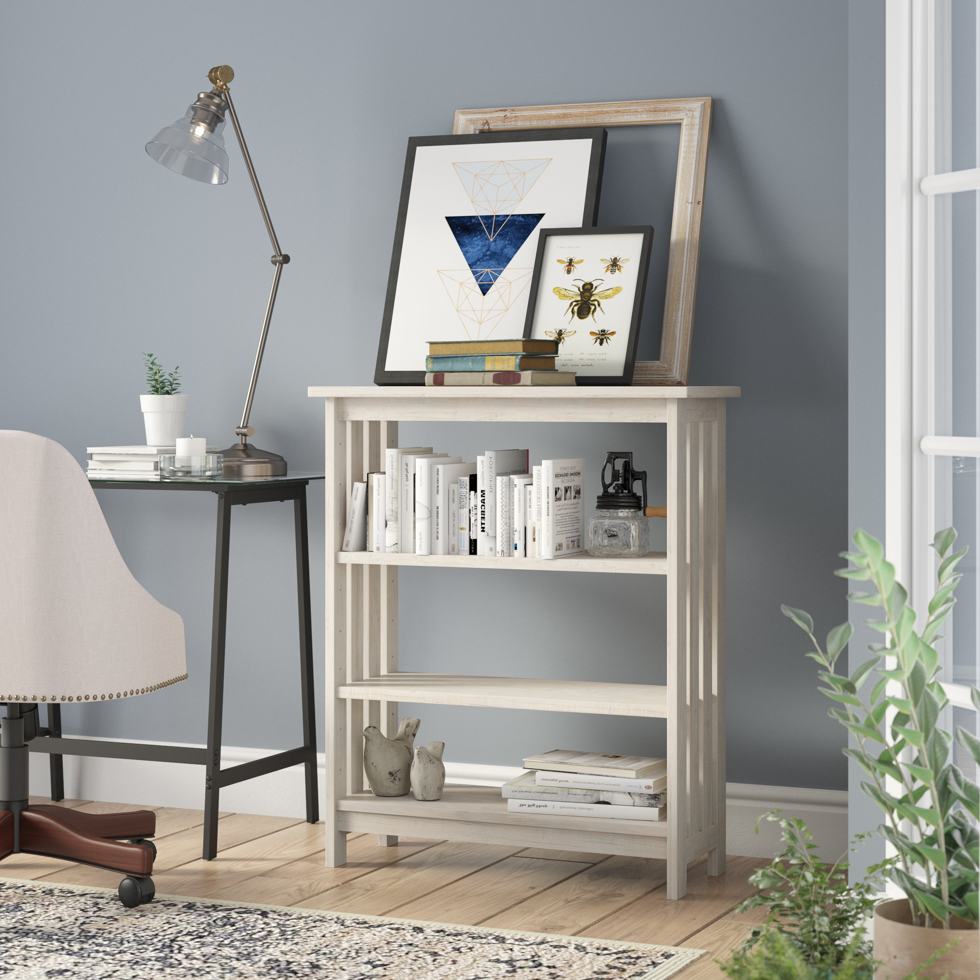 Lynn Standard Bookcase Within Most Popular Ardenvor Etagere Standard Bookcases (View 17 of 20)