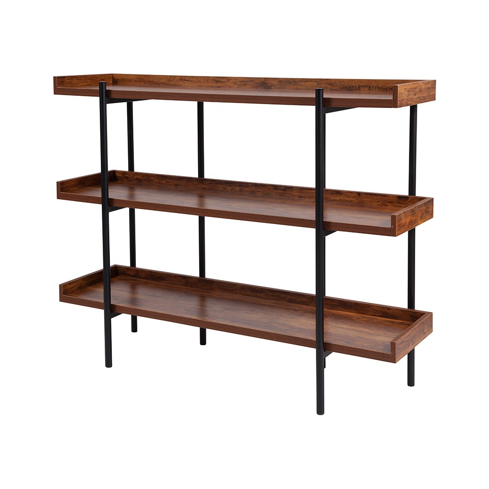 Mayfair Storage Shelf Brown – Riverstone Furniture In 2019 In Well Known Blairs Etagere Bookcases (View 13 of 20)