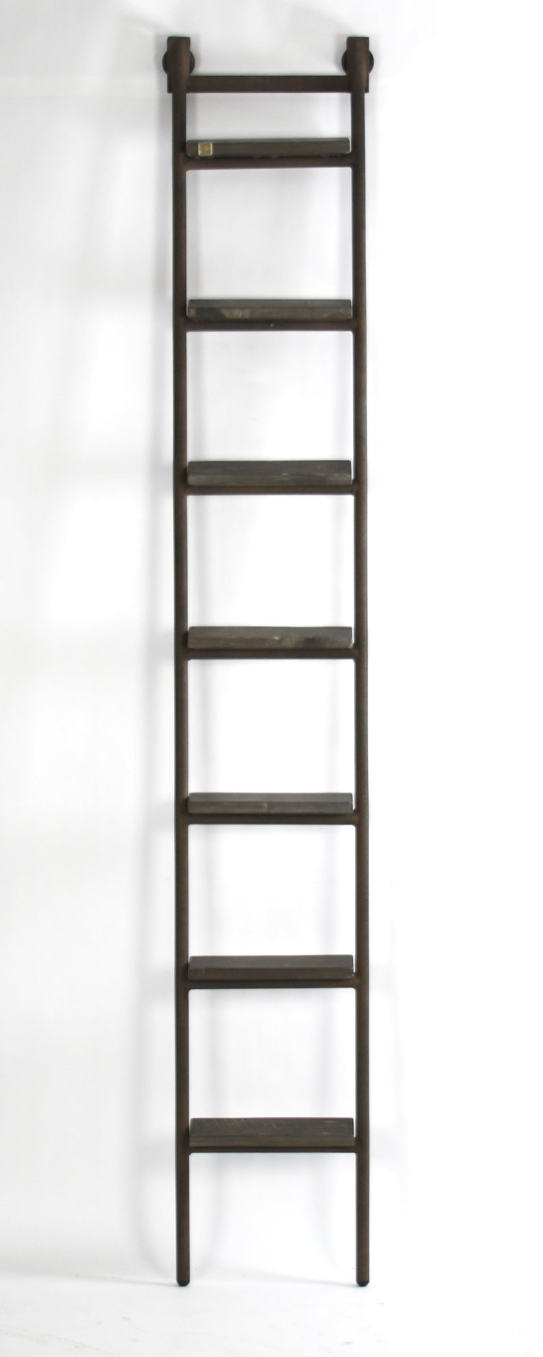 Mayna Ladder Bookcases Inside Most Up To Date Figy Ladder Bookcase (View 10 of 20)