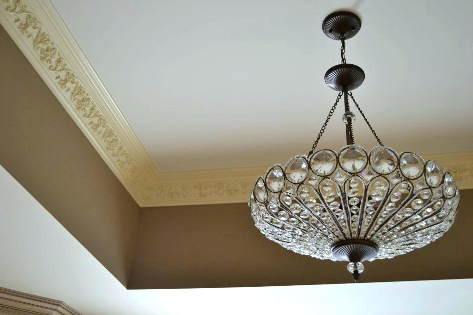 Mcknight 9 Light Chandeliers Intended For Widely Used Mcknight 9 Light Crystal Chandelier Artin Dudley Modern (View 13 of 25)