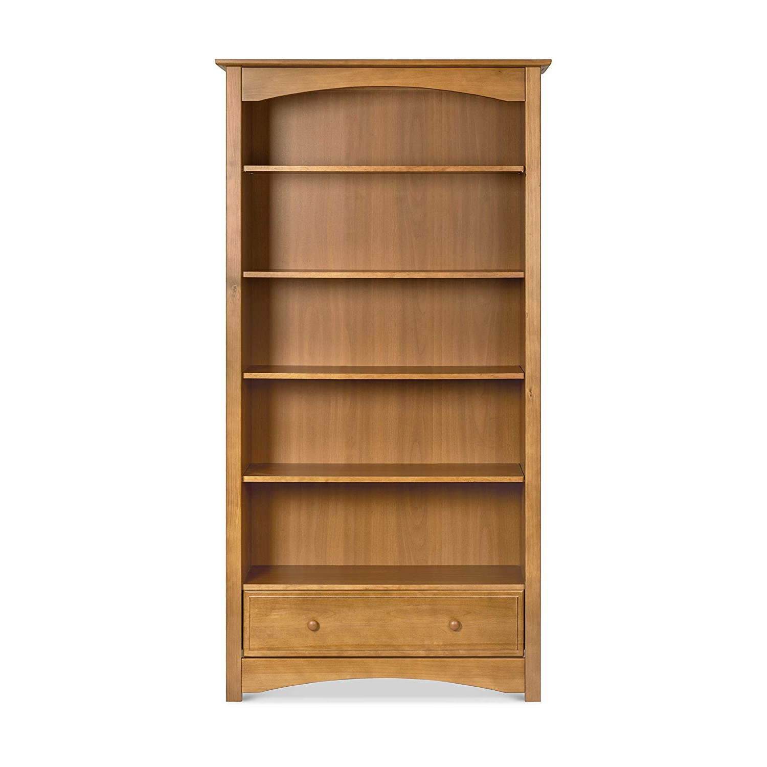 Mdb Standard Bookcases Pertaining To Trendy Davinci Mdb Book Case, White (View 6 of 20)