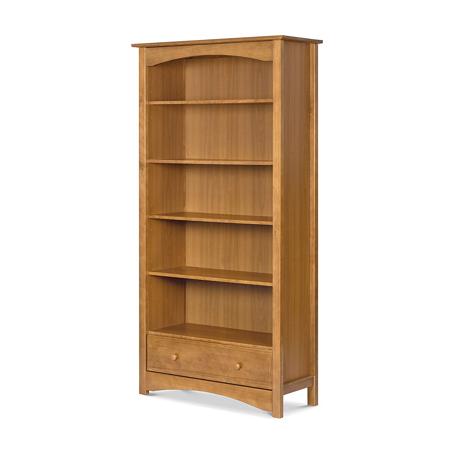 Mdb Standard Bookcases Regarding Current Davinci Mdb Book Case, White (View 2 of 20)