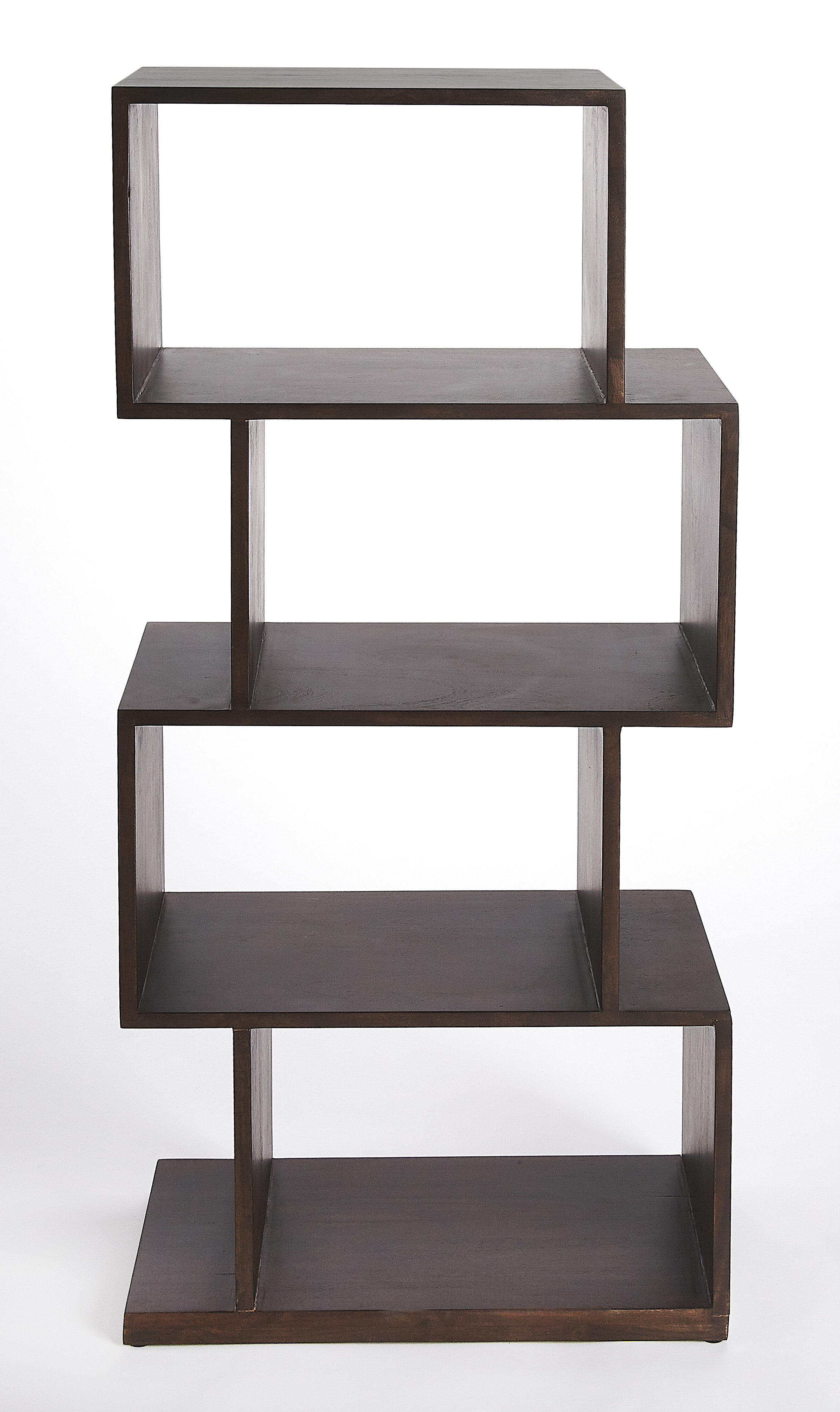Medeiros Standard Bookcase For Most Recent Orford Standard Bookcases (View 16 of 20)