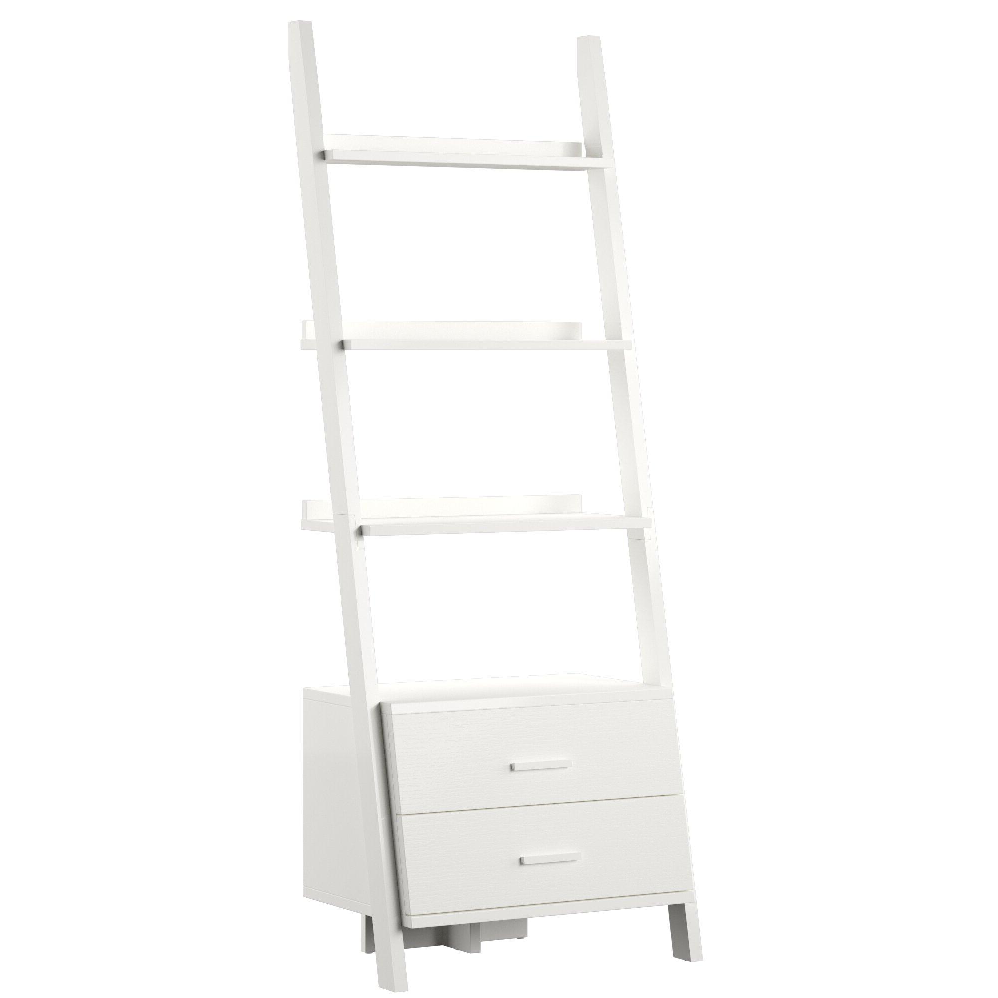 Mercury Row Antoninus Ladder Bookcase With Regard To Best And Newest Antoninus Ladder Bookcases (View 6 of 20)
