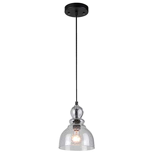 Mini Pendant Lights: Amazon Throughout 2017 Whitten 4 Light Crystal Chandeliers (View 23 of 25)