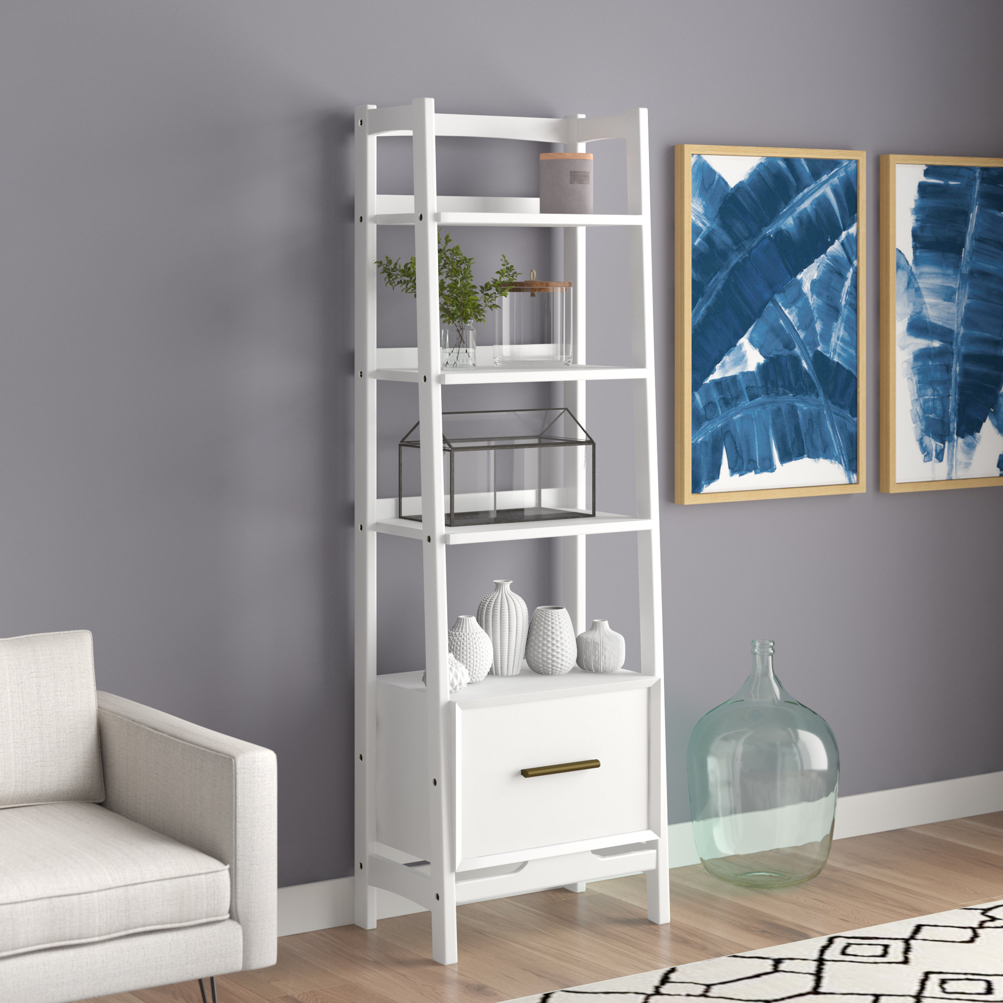 Modern Rustic Interiors Destiny Etagere Bookcase Inside Most Recently Released Destiny Etagere Bookcases (View 8 of 20)