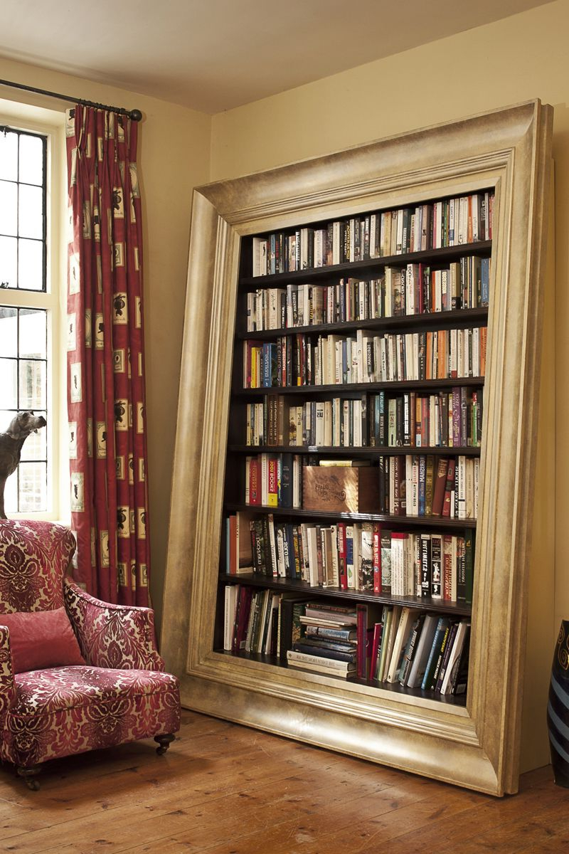 Moeller Standard Bookcases With Current 21 Stunning Bookshelves You'll Want For Your Home (View 12 of 20)