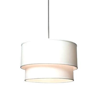 Most Current 3 Light Drum Pendant – Houseofvesta (View 8 of 25)