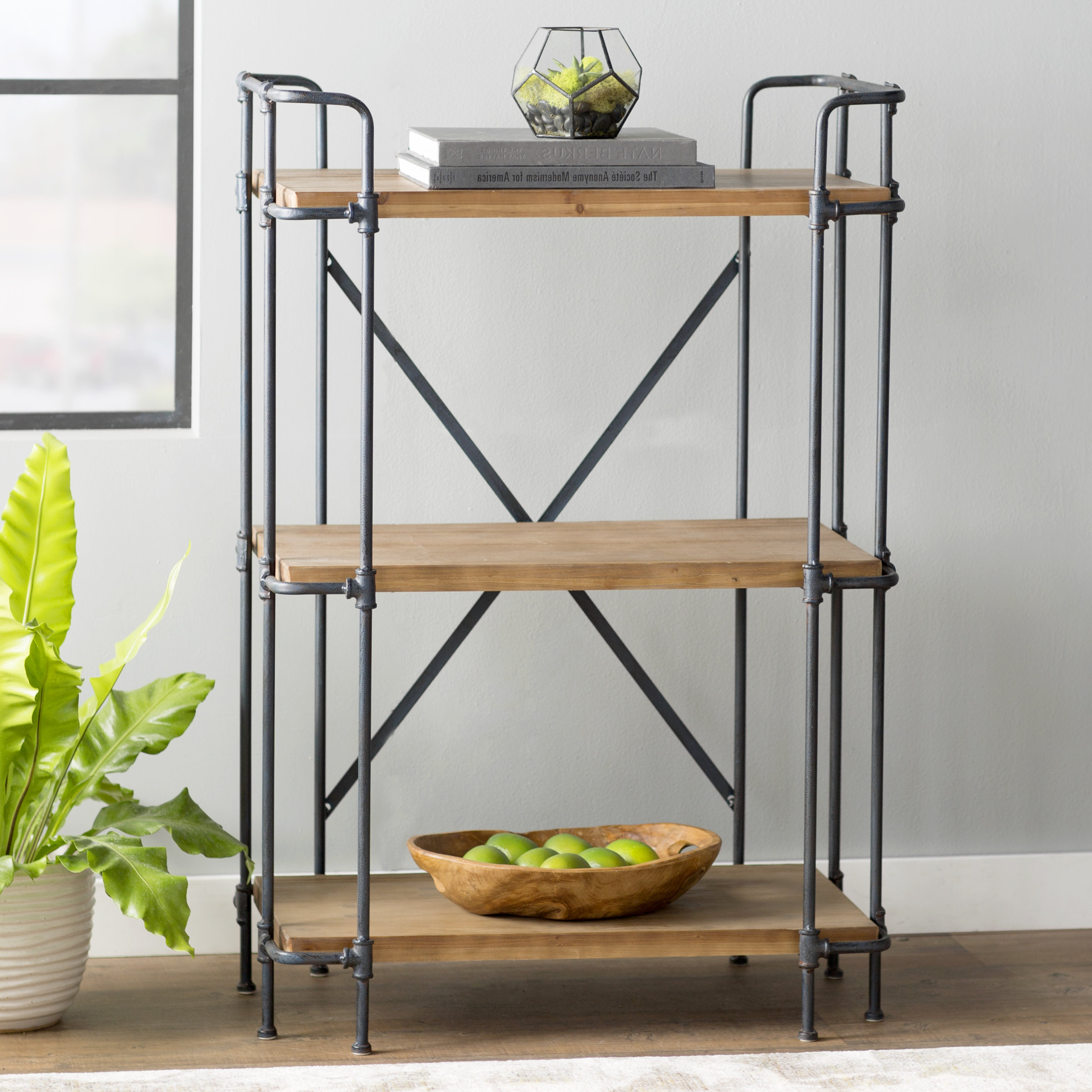 Most Current Baguia Etagere Bookcases Within Brookshire Etagere Bookcase (View 15 of 20)