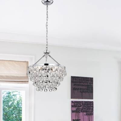 Most Current Bramers 6 Light Novelty Chandelier In  (View 20 of 25)