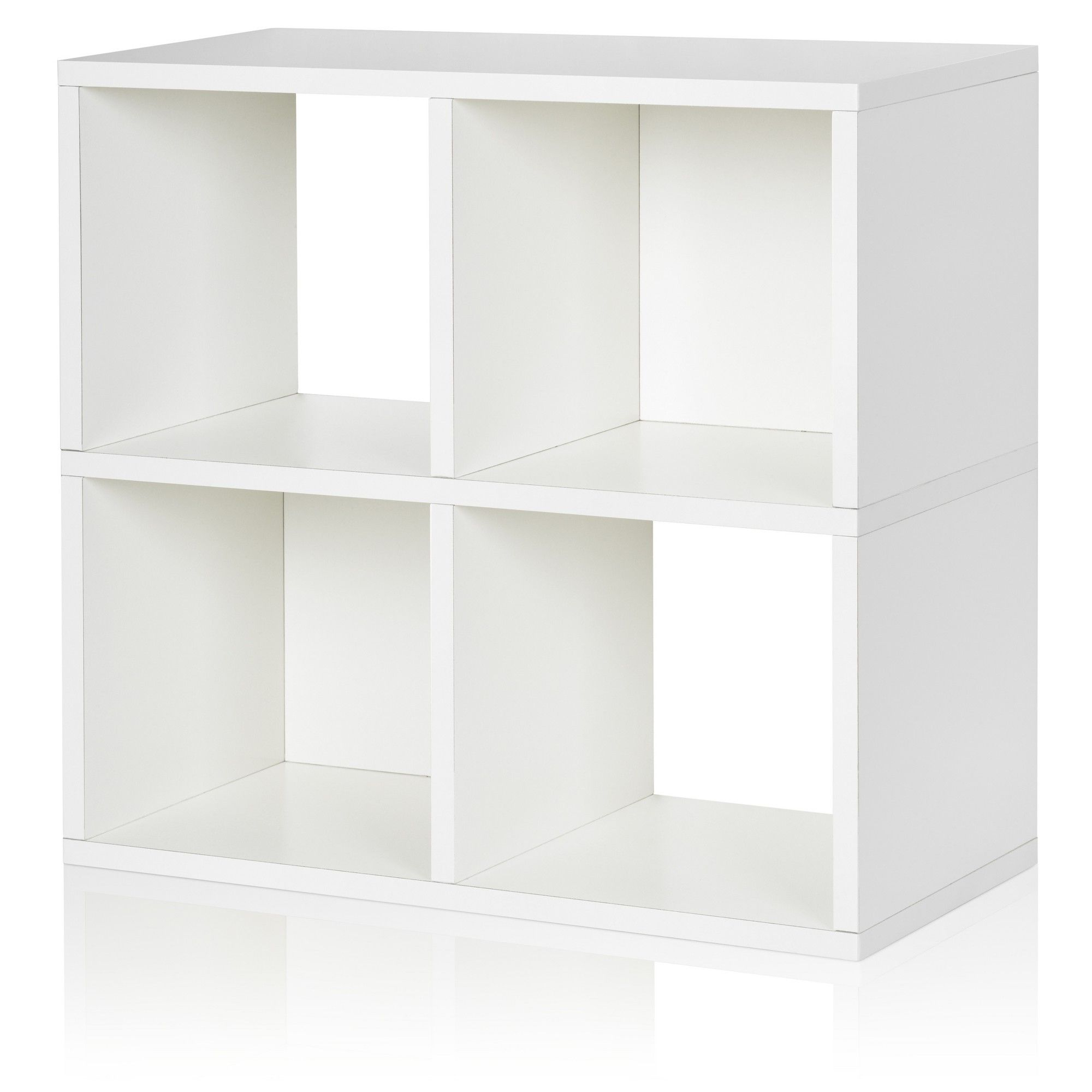Most Current Broadview Cube Unit Bookcases In Under Desk Storage, 4 Cubby Bookshelf, Eco Friendly And (View 13 of 20)