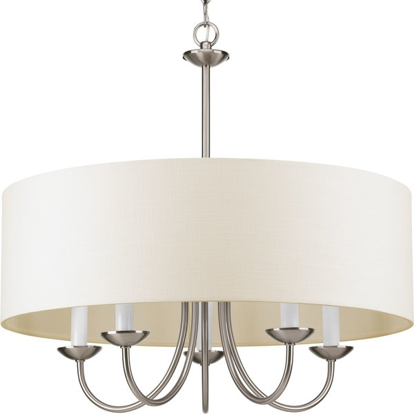 Most Current Burton 5 Light Drum Chandeliers Within Burton 5 Light Drum Chandelier (View 6 of 25)