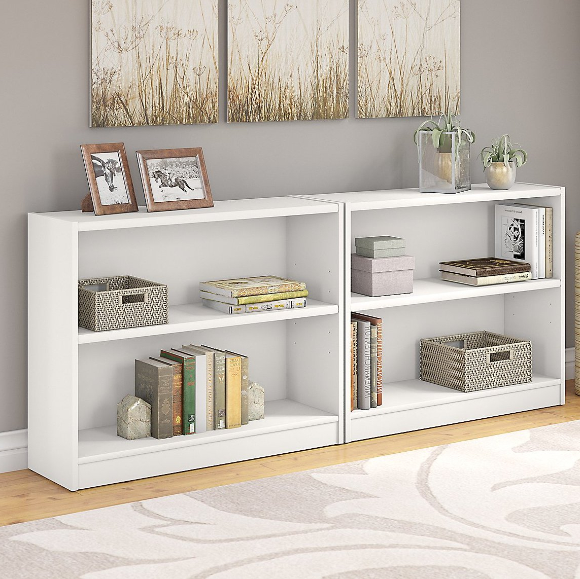 Most Current Crowley Standard Bookcases With Regard To Morrell Standard Bookcase (View 15 of 20)