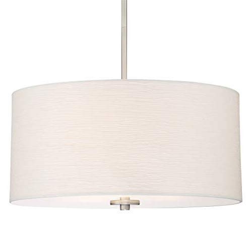 Most Current Drum Chandelier: Amazon In Breithaup 4 Light Drum Chandeliers (View 12 of 25)