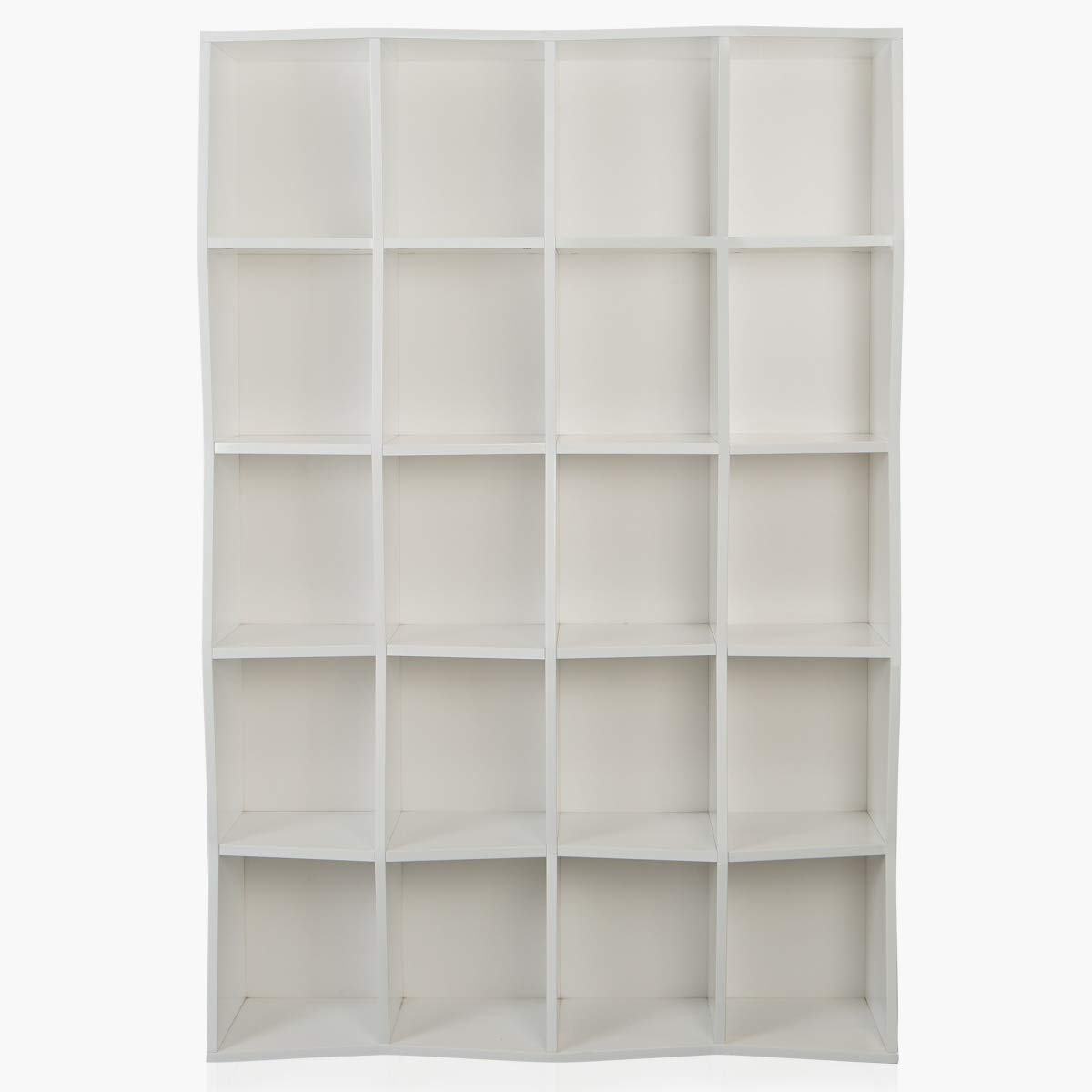 Most Current Fresno Standard Bookcases For Home Centre Fresno Book Case: Amazon (View 7 of 20)