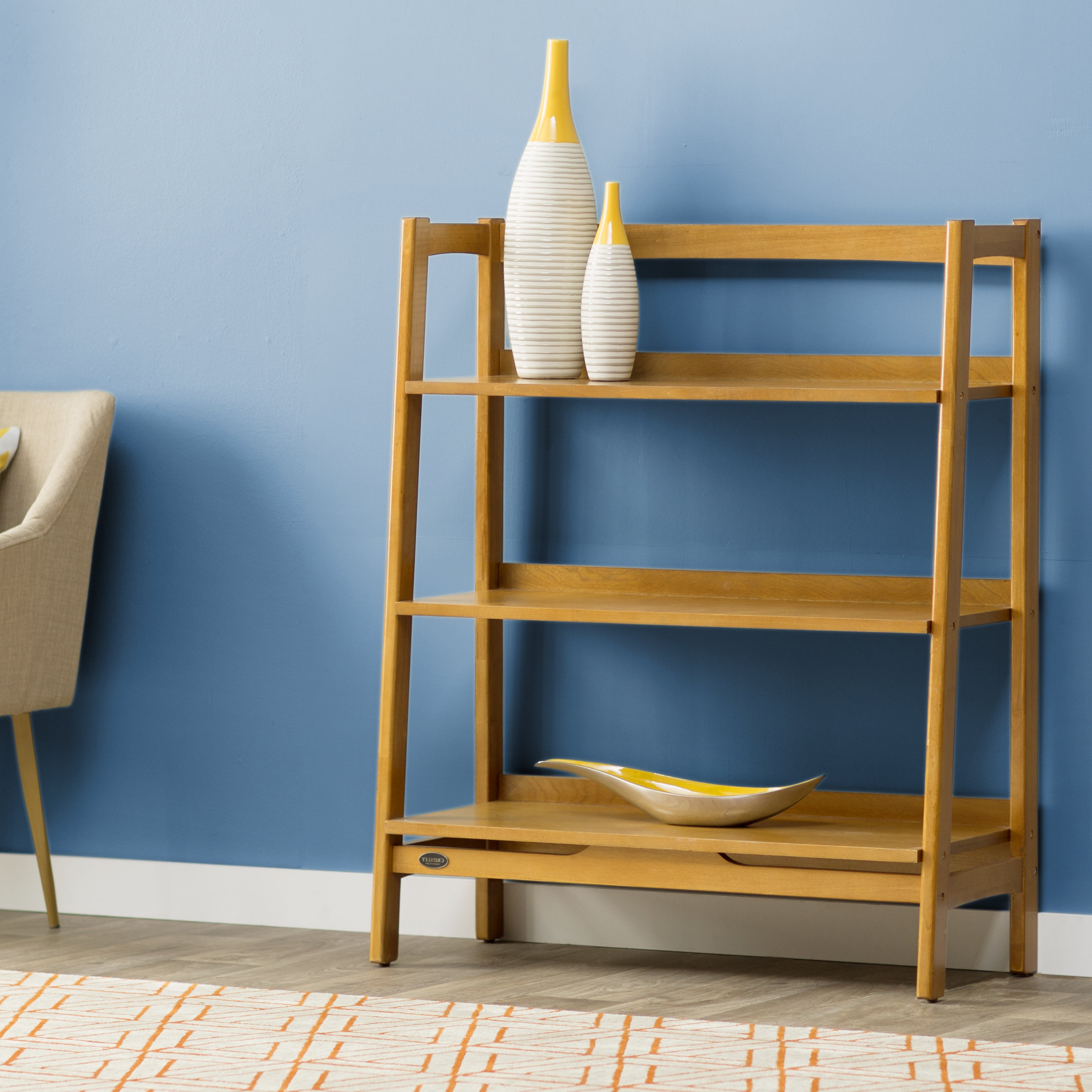 Most Current Modern Rustic Interiors Destiny Etagere Bookcase Regarding Destiny Etagere Bookcases (View 12 of 20)