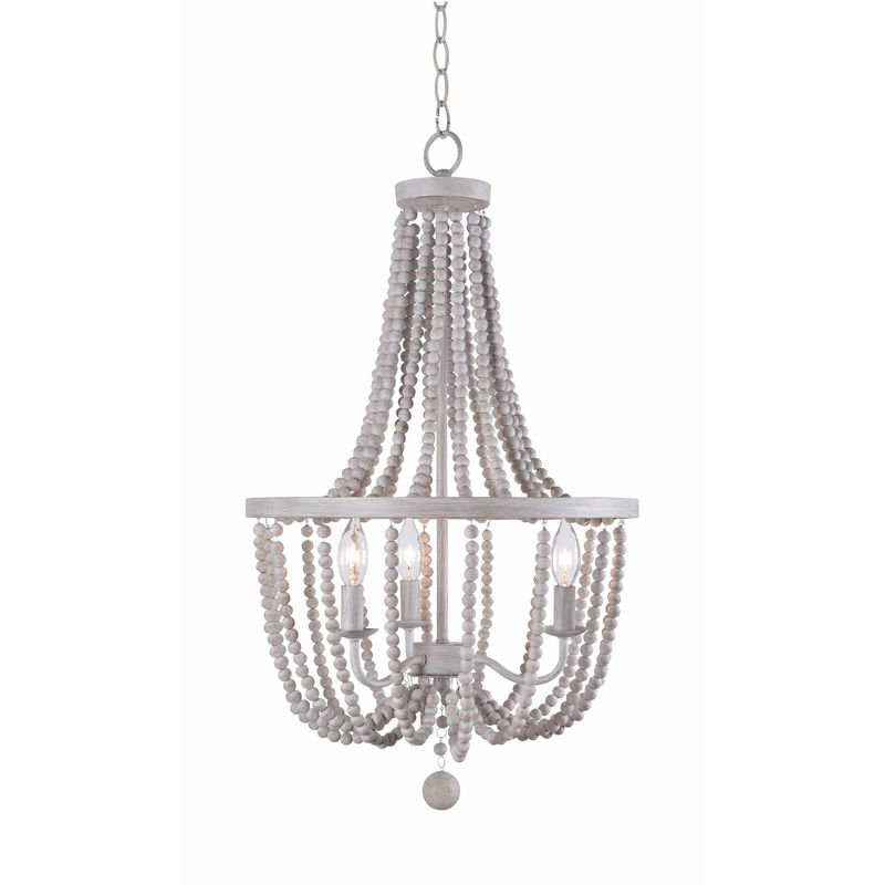 Most Current Nehemiah 3 Light Empire Chandelier Intended For Nehemiah 3 Light Empire Chandeliers (View 4 of 25)