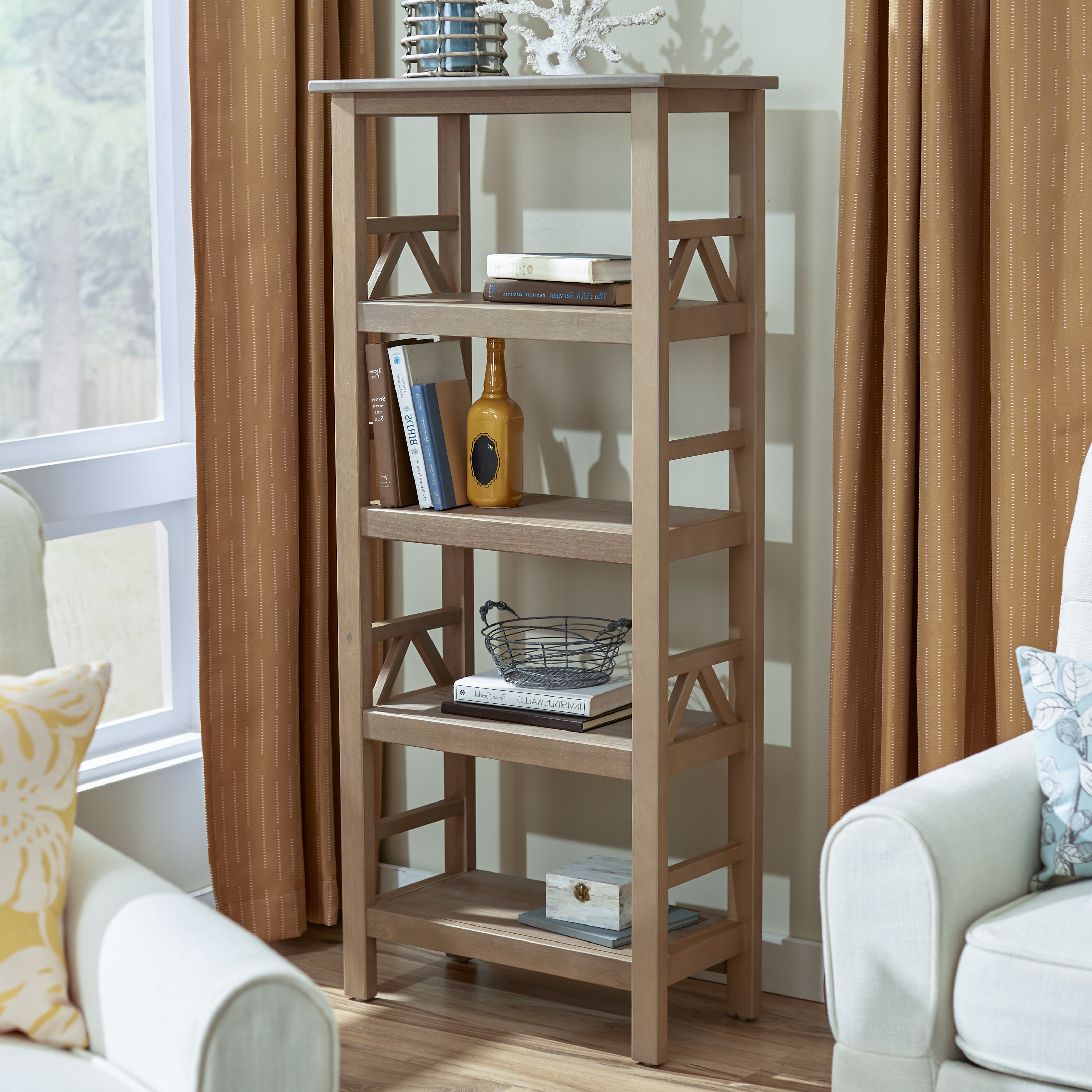 Most Current Saskia Etagere Bookcases In Soule Etagere Bookcase (View 10 of 20)