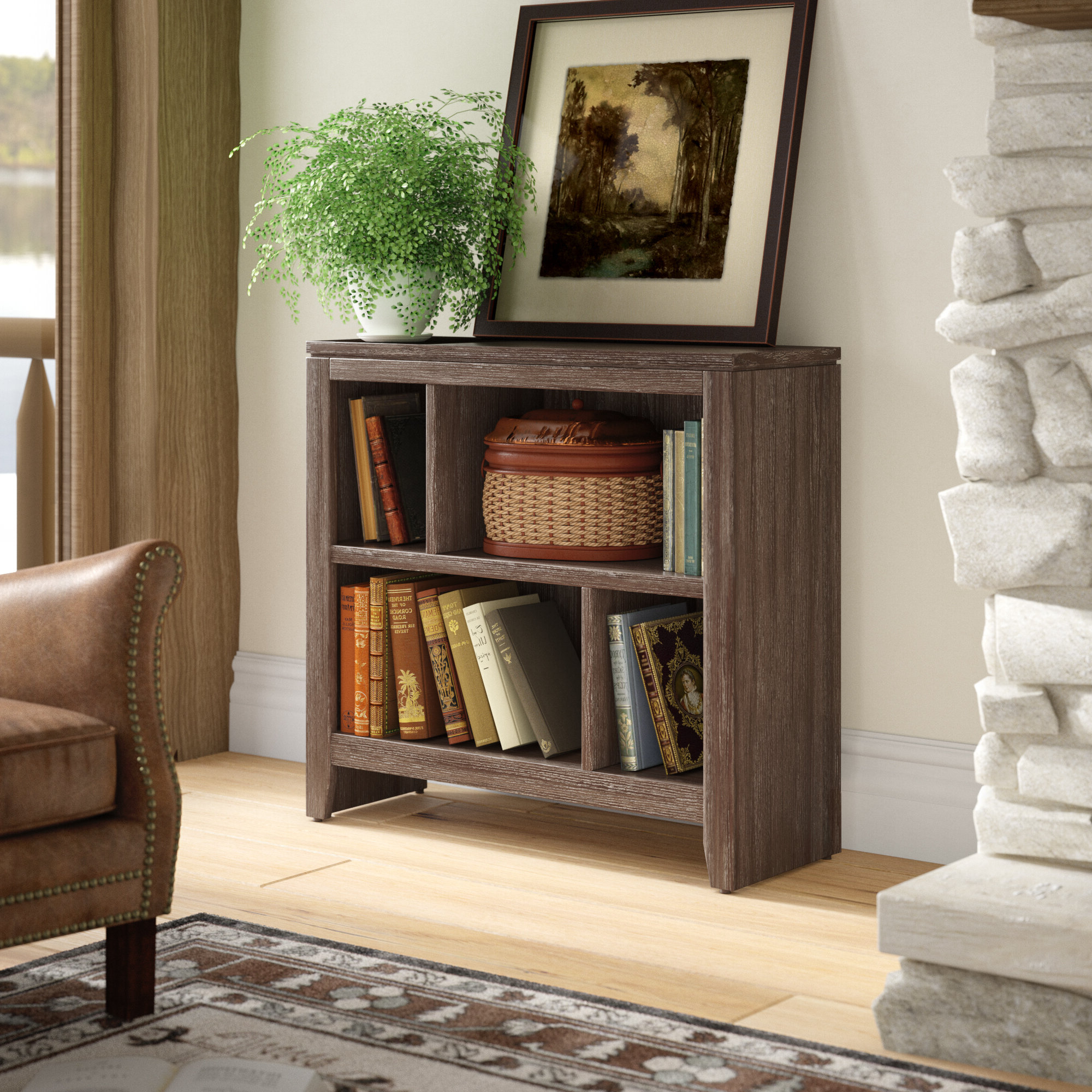 Most Current Stephen Standard Bookcase With Gianni Standard Bookcases (View 15 of 20)