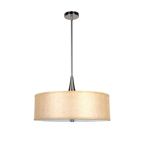 Most Current Tadwick 3 Light Single Drum Chandeliers In 3 Light Drum Pendant – Houseofvesta (View 10 of 25)