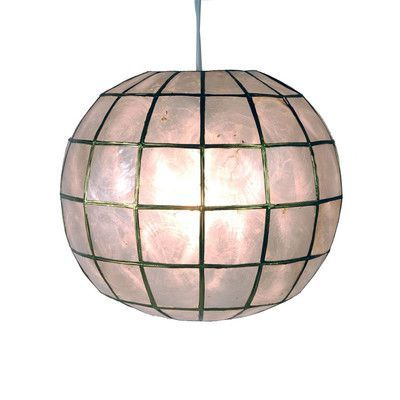 Most Current World Menagerie Nolan 1 Light Single Globe Pendant With Regard To Nolan 1 Light Lantern Chandeliers (View 24 of 25)