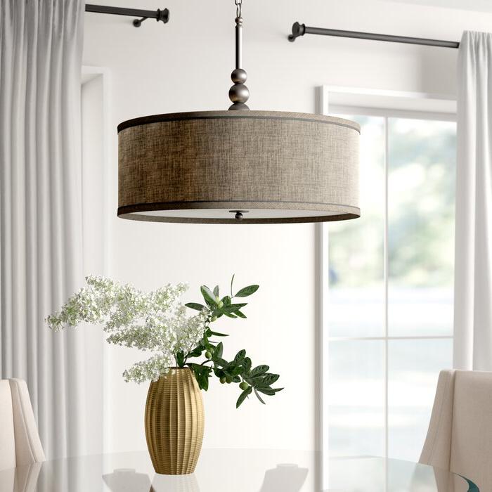 Featured Photo of Annuziata 3 Light Unique/statement Chandeliers