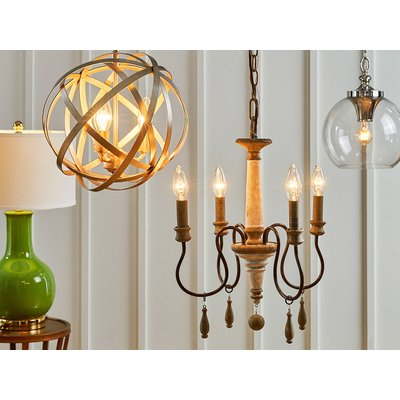 Most Popular Armande Candle Style Chandelier (View 18 of 25)