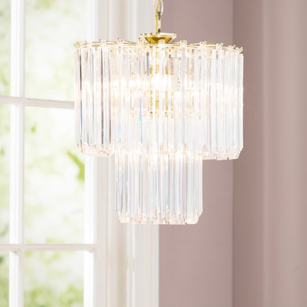 Most Popular Benedetto 5 Light Chandelier (View 22 of 25)