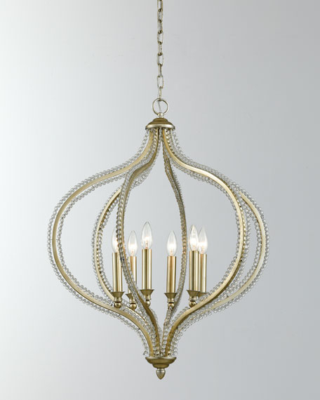Most Popular Bennington 6 Light Pendant With Bennington 6 Light Candle Style Chandeliers (View 23 of 25)