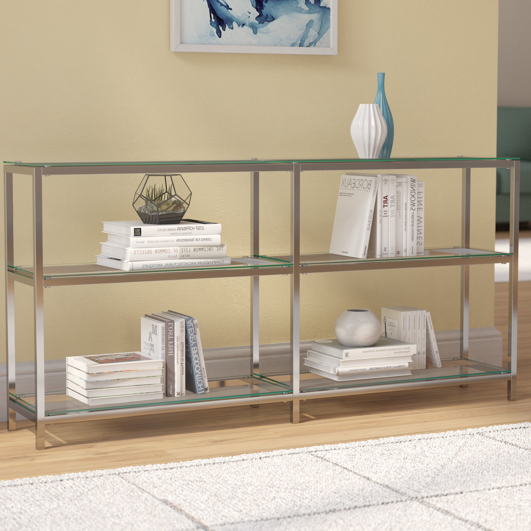 Featured Photo of Blairs Etagere Bookcases