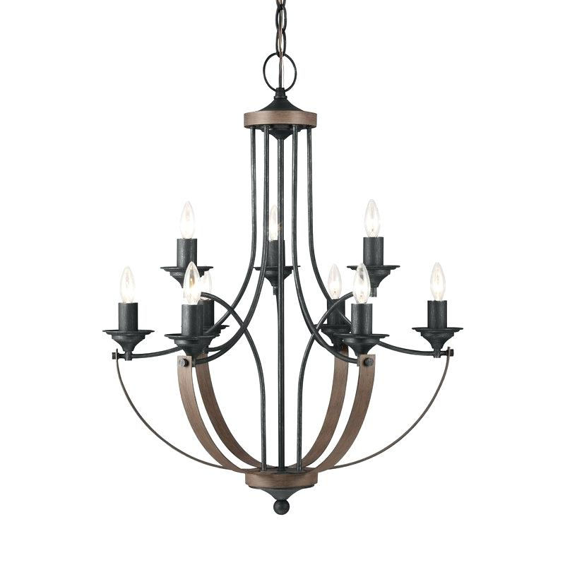 Most Popular Candle Style Chandelier Armande Candle Style Chandelier Intended For Armande Candle Style Chandeliers (View 23 of 25)