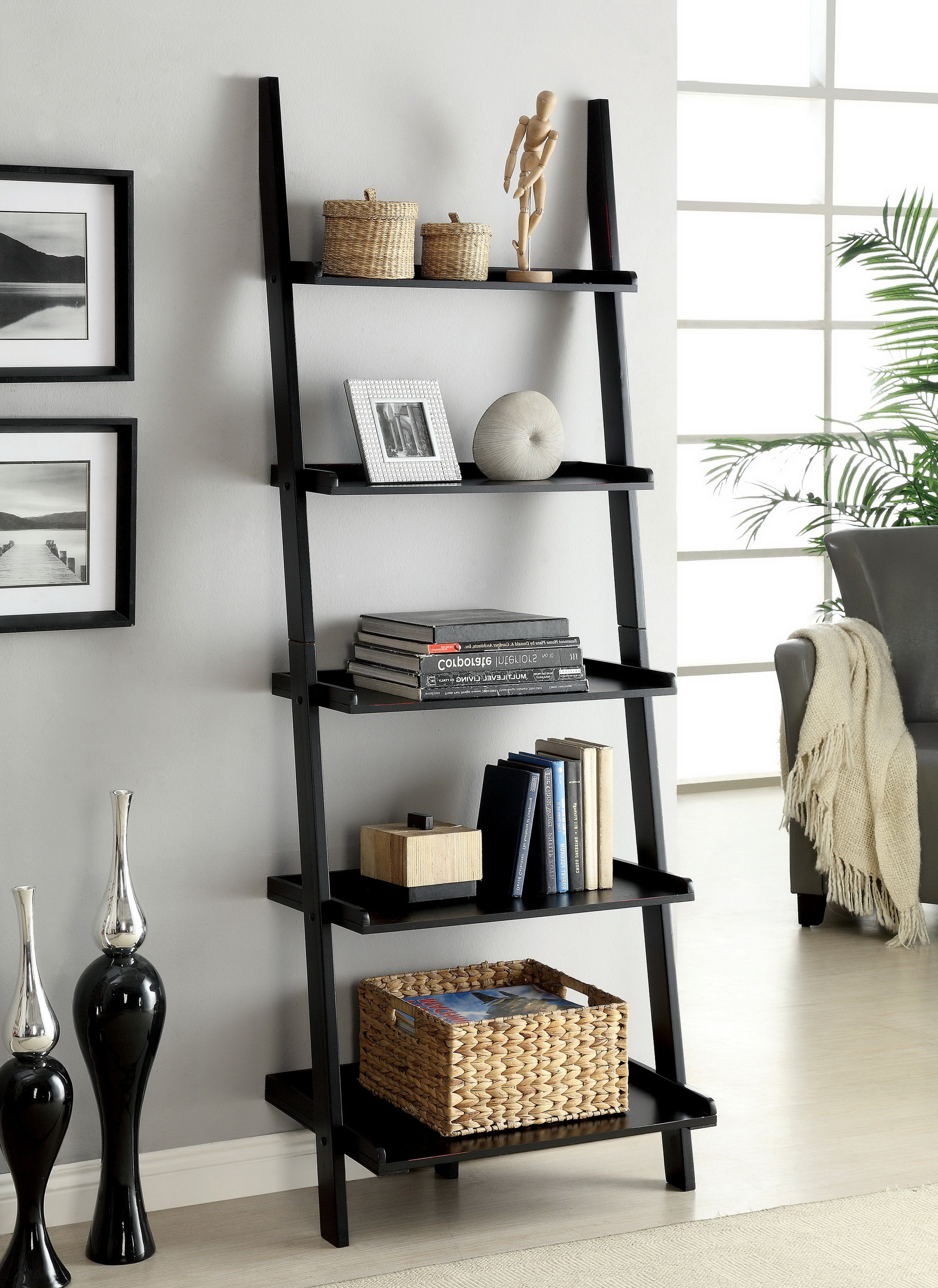 Most Popular Dunhill Ladder Bookcases Throughout Dunhill Ladder Bookcase (View 14 of 20)